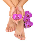 feet-flowers